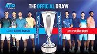 Hôm nay khởi tranh ATP Finals 2019: Vẫn là cuộc chiến của Big Three?