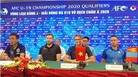 U19 Việt Nam sẽ thăng hoa với HLV Troussier tại vòng loại U19 châu Á 2020