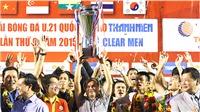 Nhà báo Nguyễn Công Khế: 'Tôi luôn có tình yêu đặc biệt với bóng đá trẻ'