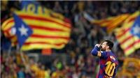 Barcelona: Messi luôn thích làm những điều không tưởng