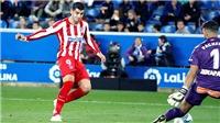 Hàng công Atletico: Cuộc trỗi dậy của Morata