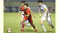 HLV Park Hang Seo tuyển quân ở giải U21 quốc tế