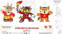 Tranh cãi trong cuộc thi sáng tác logo SEA Games 31