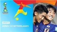 Giải vô địch U17 thế giới: Ấn tượng đến từ châu Á