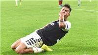Paulo Dybala: Từ kẻ bị ruồng bỏ tới người hùng của Juventus