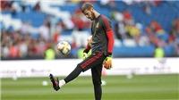 Đội tuyển Tây Ban Nha: Trận chiến khó khăn của De Gea