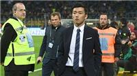 Inter và 'cuộc cách mạng Trung Hoa'