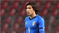 """Đầy trẻ trung, Italy """"nhắm"""" EURO 2020"""