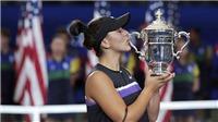 """Bianca Andreescu vô địch US Open 2019: """"Thánh nữ"""" mới của làng tennis thế giới"""