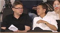 Bóng đá Việt kết duyên cùng 'Phù thủy trắng'