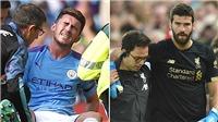 Man City vs Liverpool: Cuộc đua được quyết định bởi những… chấn thương