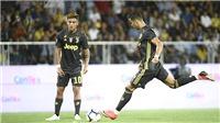 """Ronaldo chỉ còn là """"kẻ khờ"""" trên chấm đá phạt?"""