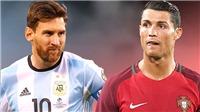 Ronaldo và Messi khiến cầu thủ Anh phải xấu hổ