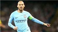 Man City: David Silva chờ một cuộc chia tay