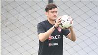 Văn Lâm và đồng nghiệp ở Thai League khủng hoảng sau thay đổi lịch sử