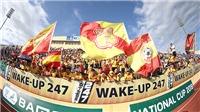 Nỗi nhớ bóng đá Việt
