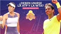 Tennis: Đã tới lúc sáp nhập ATP và WTA