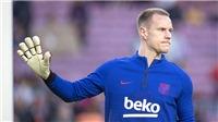 Barca thiệt hại tài chính: Bán Ter Stegen để tồn tại