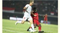 Tuyển Việt Nam làm mới hàng công đấu UAE và Thái Lan