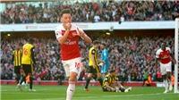 Sinh nhật cuối cùng của Oezil ở Arsenal?
