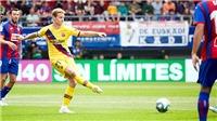 Barcelona 'lên đỉnh' cùng De Jong