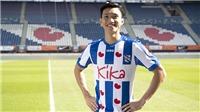 Bao giờ Văn Hậu chính thức ra mắt SC Heerenveen?