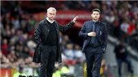 Điệu valse trên băng ghế HLV: Mourinho sẽ thay Pochettino ở Tottenham?