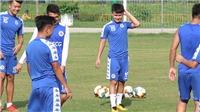 Tiền vệ Quang Hải: 'Ghi bàn không quan trọng bằng thành tích của Hà Nội'
