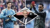 Real Madrid: Thibaut Courtois xứng đáng dự bị cho Keylor Navas