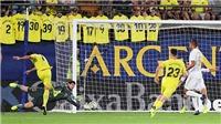 Hàng thủ Real Madrid: Bây giờ, ai cũng có thể ghi bàn vào lưới Courtois