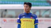 Tân binh khấp khởi hy vọng với HLV Park Hang Seo