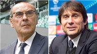 Serie A: Cùng chạy đua tới ngày derby Juve vs Inter
