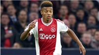 Atletico Madrid: Bắn tim tới David Neres