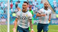 Copa America 2019: Quên Messi đi, Argentina đã có Lautaro Martinez