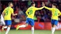 Đội tuyển Brazil: Ai chữa những họng pháo xịt trước khung thành?