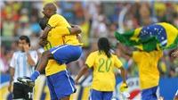 Brazil vs Argentina: Cuộc chiến của biểu tượng