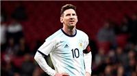 Leo Messi: Một cái tên rỗng tuếch ở Brazil