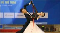 Khiêu vũ thể thao: Chỉ lo săn Vàng SEA Games, không sợ bị phạt