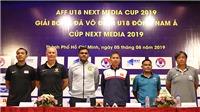 U18 Việt Nam vs U18 Malaysia: Chờ những Quang Hải, Văn Hậu mới (Trực tiếp U18 Đông Nam Á)