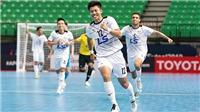Vượt qua CLB Trung Quốc, Thái Sơn Nam vào bán kết futsal châu Á