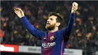 Barca: Dù có già đi, Messi vẫn là vua ở La Liga