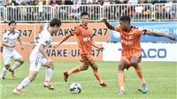 HLV Lê Huỳnh Đức tố HAGL thắng nhờ sự hỗ trợ phía sau