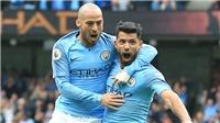 Ngoại hạng Anh: VAR không thể ngăn Man City áp sát Liverpool