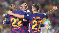Barca: Griezmann khiêu vũ cùng La Masia