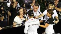 Phóng viên F1: Đi làm chứ không phải đi xem!