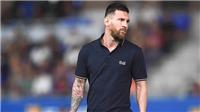 Barcelona: Chuyện gì đang xảy ra với Messi?