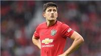 MU vs Leicester: Maguire và ngày đối mặt với 'Bầy sói'