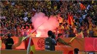 Vòng 23 V League: Hồi chót gay cấn dưới 'bóng ma' bạo lực
