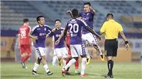 Hà Nội củng cố ngôi đầu tại V League, chờ đăng quang sớm