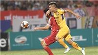 Vòng 8 V League 2019: Ngày chủ nhà bất bại